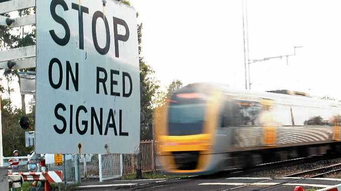 GREEN LIGHT: Queensland Rail transferred building contracts worth $1.5 million with Walton Qld to another company on the strength of one phone call.