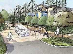 Alex street beauty plan divides neighbourhood