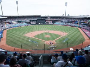 Queensland gets a large slice of MLB history