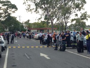 Belgian man fined $1500 for Gladstone Airport bomb scare