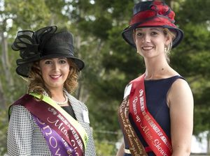 Darling Downs Miss Showgirls encourage show traditions