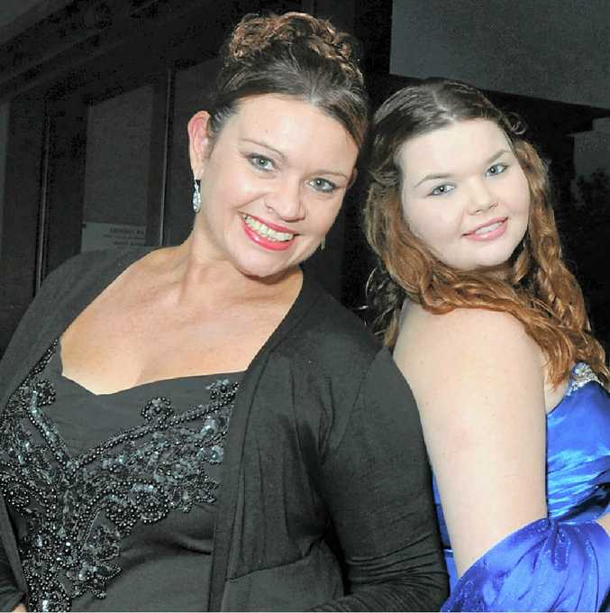 SONGBIRDS: Talented mother and daughter singers, Cherie Landamore-Harper and Nicolette Harper are auditioning for Project Puccini.