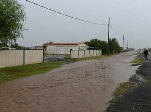Heavy rains sweep across region