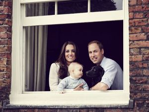Prince George doesn't care about royal celebrity either