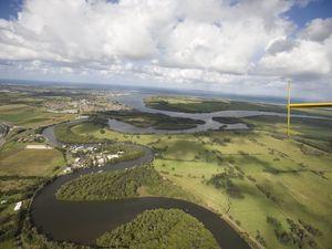 Blue-green algae levels rise at Emigrant Creek Dam and creek