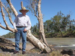 McCamley says region needs a mega-dam for  region's growth
