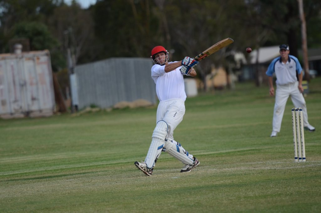 DECIDER: Kingaroy RSL captain Anthony Eden will take his team straight in to the grand final.