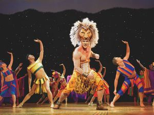 The Lion King set to roar in debut Brisbane season