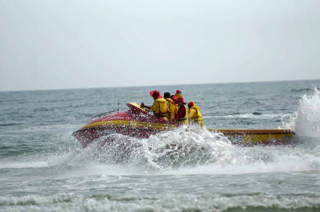 The Ballina Jet Boat has lost its accreditation.