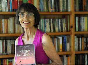 Kerry McGinnis says she started writing when she was just 9