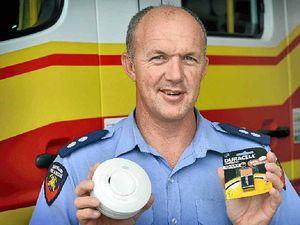 Smoke alarm saves Women's Health Centre