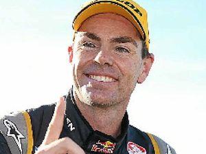 V8 series leader rockets to win in Tasmania 400