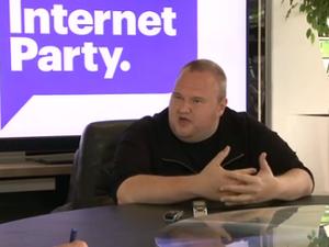 Dotcom interview: Blasts 'smear campaign'