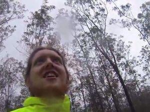 Video shows flash flooding that hit Tiaro area