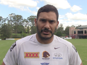 Justin Hodges wants to be part of special Origin