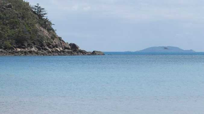 View from Refuge Bay, Scawfell Island. Mackay News, Lee Constable