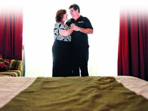 Grafton hotel offers room for cancer patients