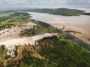 At last! A dam plan that will restrict flood effect