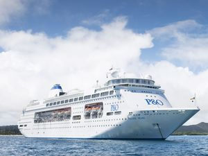 P&O to test the waters for Sunshine Coast cruise visits