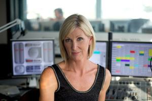 Broadcaster Rachel Smalley