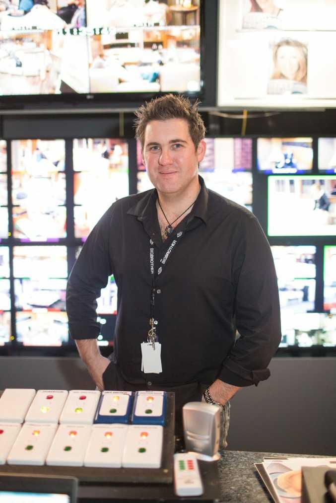 Big Brother Australia executive producer Alex Mavroidakis.
