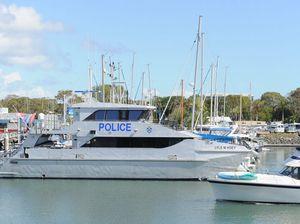 Police vessel Lyle M Hoey