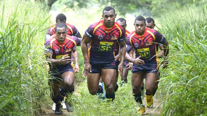 The Papua New Guinea Hunters are heading to Ipswich for their Queensland Cup clash with the Ipswich Jets on Sunday afternoon.