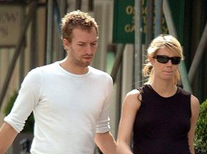 Gwyneth Paltrow and Chris Martin's united front