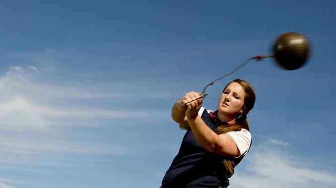 Toowoomba's Lara Nielsen will represent Australia at this year's Commonwealth Games in Glasgow.