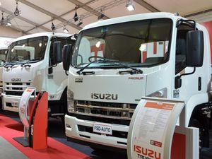 Melbourne Truck Show 2014