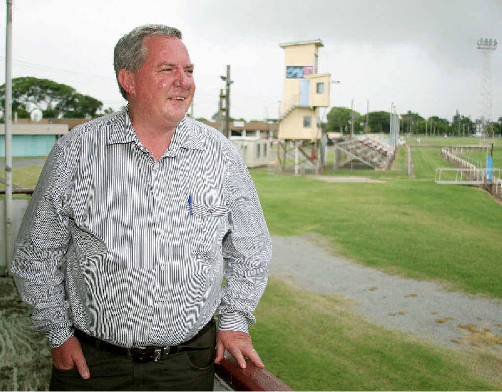 Queensland Deputy Opposition Leader Tim Mulherin, retiring at this election