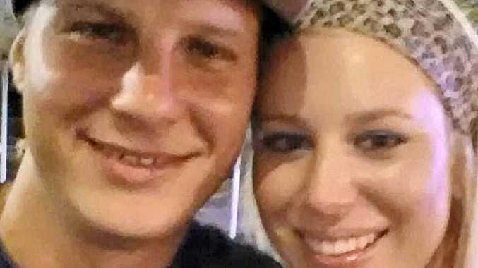 Nathan Burnell and Brooke Pratt.