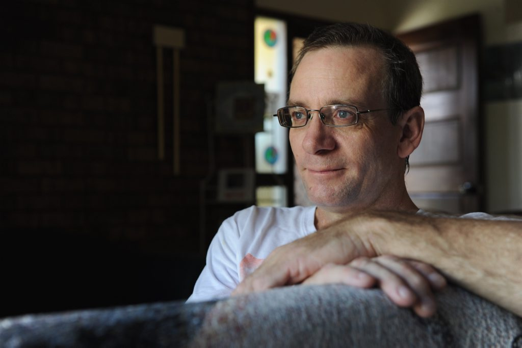 Darren Haley has stage four bone cancer, which began as a melanoma, and has been given six months to live.