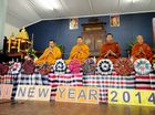 Thai New Year celebration raises funds for Buddhist temple