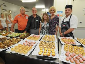 Meals on Wheels official opening