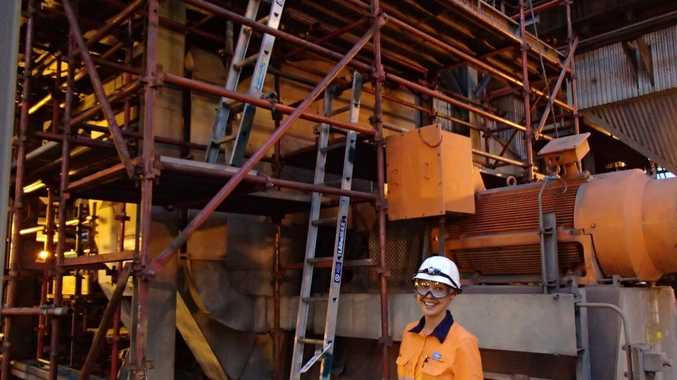 Lili Anderson is now providing Workplace Health and Safety advice to industry in Gladstone, after completing her studies at Central Queensland TAFE.