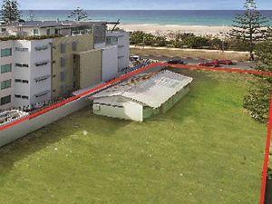 Rare Bilinga beachfront site listed for auction