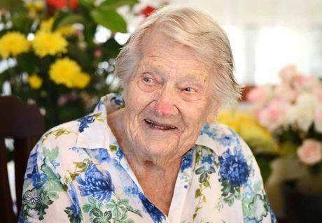 Birthday wishes for Marjorie Elizabeth Lucy Bostock.