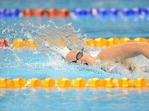 Alanna set to take on world's elite swimmers