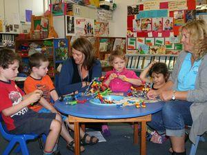 Preschool funding 'just a bandaid'