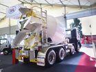Truck of the Show Isuzu. Photo Contributed