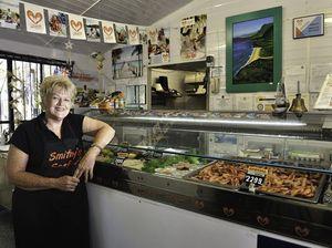 Boyne seafood shop on market, motel makes a comeback