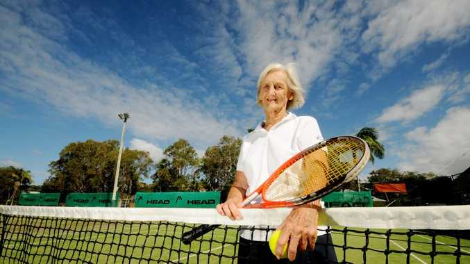 Margaret Fisher 83 of Byron Bay, will captain the over-80s team at the tennis world championships at Turkey in October.