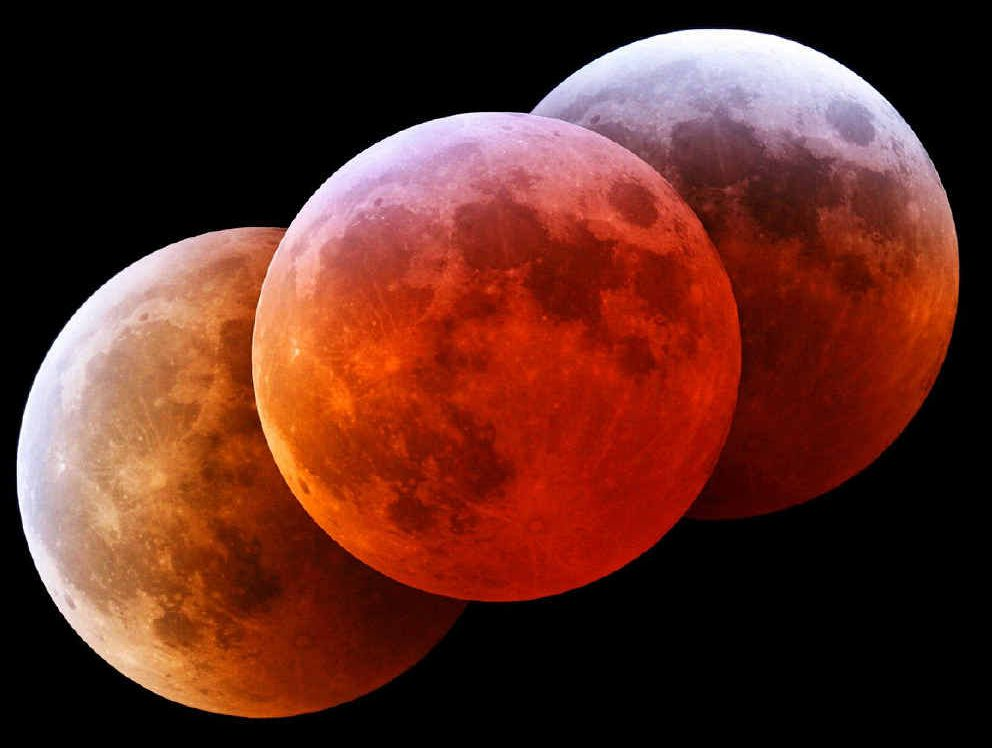 Don't fear tonight's blood red moon, it's all part of a grand cosmic design.