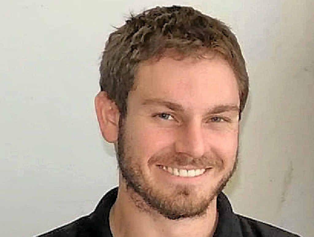 Matthew Shirvington, 28, was last seen working in Airlie Beach.