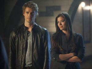 Luke Mitchell a natural selection for The Tomorrow People