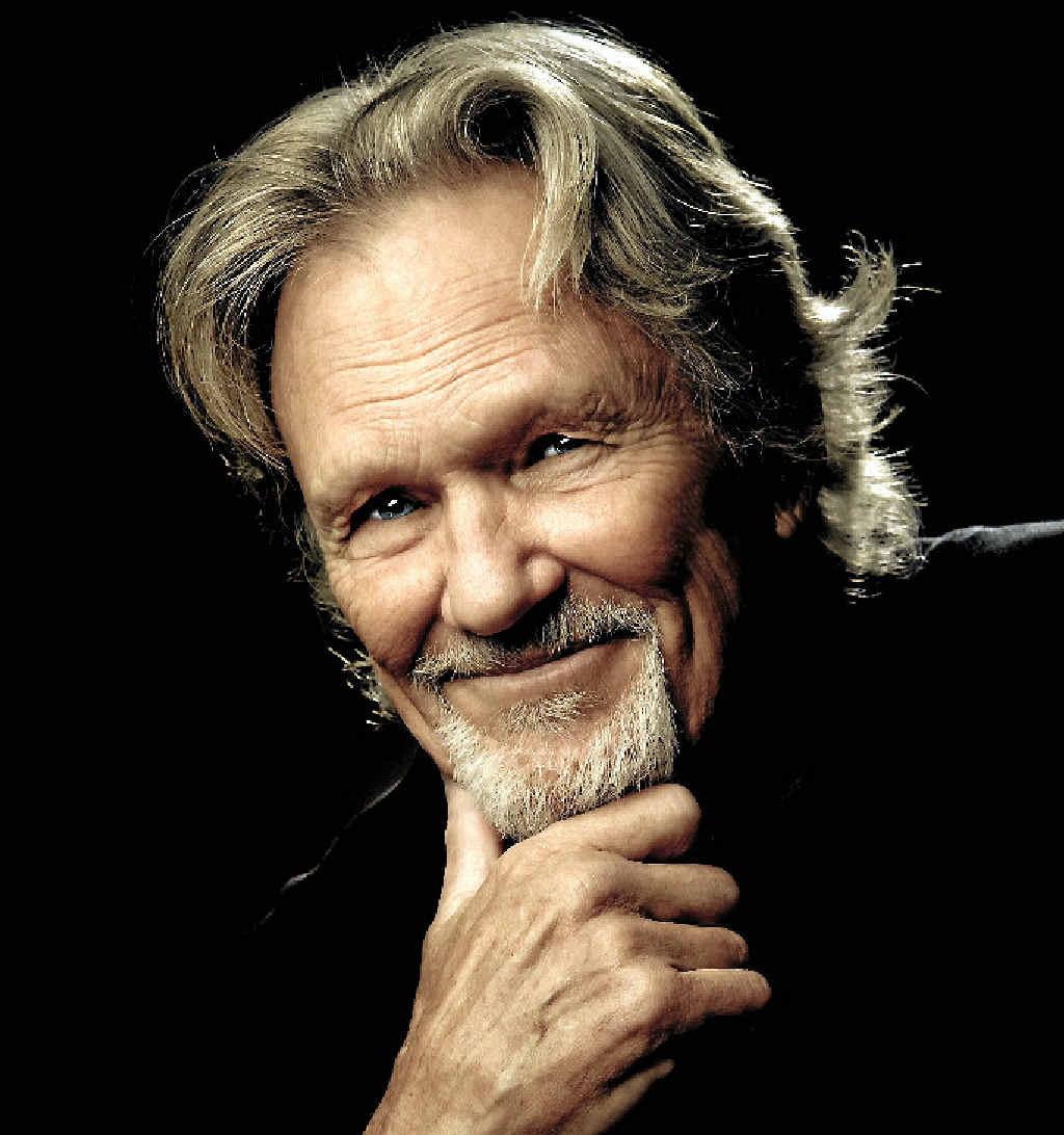 Kris Kristofferson will perform in Gladstone.
