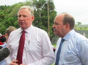 ELECTION 2015: Political stoush over hospital waiting times