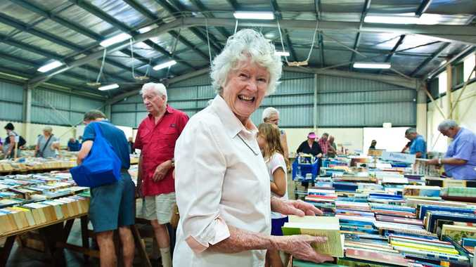The Rotary Club of Coffs Harbour South's annual Bookfest will be running until April 9.