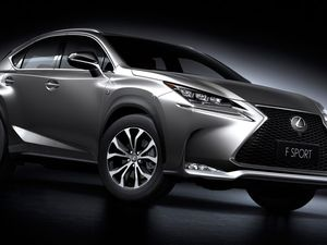 Lexus Australia wants new NX compact SUV